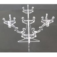 Quality CH (52) Square acrylic candle holder wholesale