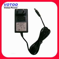 Quality IP20 24W 12V 2A Constant Voltage LED Driver Power Supplies CE Rohs wholesale