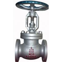 Quality Bolted Bonnet Ansi Standard Cast Steel Flanged Globe Valve With Hand Operated wholesale