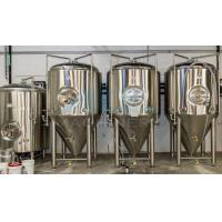 Quality 5bbl 7bbl 10bbl 15bbl Beer Fermenting Equipment For Sale Stirred Tank Fermenter wholesale