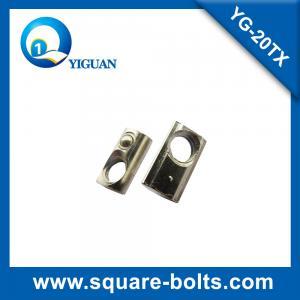 Buy cheap half round nut slot 6, ball nut for aluminum slot product