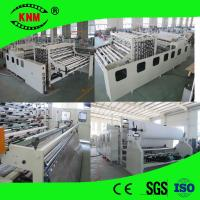 Quality Kingnow Machine non stop toilet paper converting machine for toilet tissue manufacturing wholesale