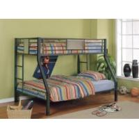 China Iron Bunk Beds-- TQ-23 Twin/Full Size Bunk Bed on sale