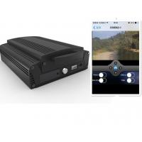 Buy cheap 3G / 4G Mobile Vehicle DVR Truck Automotive Video Recorder H.264 product