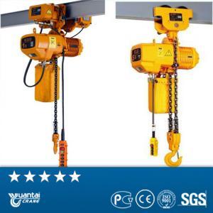 Quality YUANTAI 3 ton electric chain hoist wholesale