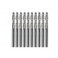 Quality Two Flutes Solid Carbide Ball Nose End Mills CNC Cutting Tool Long Life wholesale