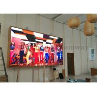 Quality P2.5 HD Indoor Fixed LED Billboard , Commercial LED Display Screen For Meeting Room wholesale