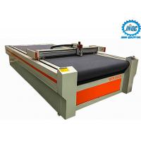 Quality Auto Feeding Oscillating CNC Knife Cutting Table 1625 For Fabric Leather wholesale