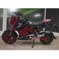 Quality Eco Friendly Electric Racing Motorcycle , High Speed Electric Motorcycle Innovative wholesale