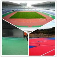 Quality 3W Outdoor Football Court / Suspend Interlocking / Pvc flooring wholesale