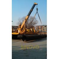Cheap 20 Tons Crawler Pipelayer Machine / Lift Pipe with Disassemble Self-pipe Clamp for sale