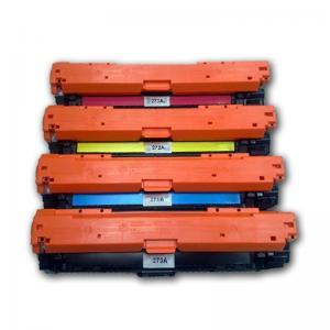 Quality Replacement HP 651A CE340A CE341A CE342A CE343A Color Toner Cartridges wholesale