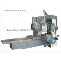 Quality Parallel Planer Floor Gantry Type Milling Machine Cutting Valves , Lifting Power 1.5kw wholesale