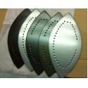 CNC Machining Custom Aluminum Extrusion , Precision Hard Anodized Aluminum Parts for sale