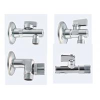 Quality Chrome Plated Water Angle Valve Home Depot Square Angle Valve wholesale