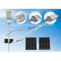 Quality High Power Solar LED Street Light Lead Acid Battery / Solar Street Lights For Home wholesale