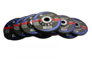 Quality 5 In X 1/8 In X 7/8 In Type 27 Depressed Center 125mm Metal Grinding Discs wholesale