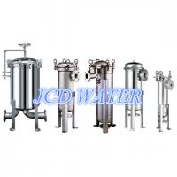"""Quality Cartridge Stainless Steel Filter Housing 10"""" For Industrial Pre-Filtration wholesale"""