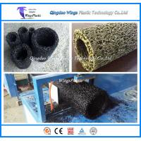 Buy cheap Plastic Blind Drain Pipe Production Line , Blind Ditch Making Machine from wholesalers