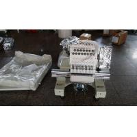 Quality Computerized 9 Needle Embroidery Machine / Household Embroidery Machine Professional  wholesale