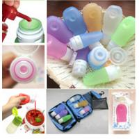 Buy cheap Hebei Shengxiang leak proof squeezable, BPA free, Food Grade Protable Silicone Travel Bottle product