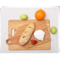 Quality Hot-Selling Vegetable Bamboo Cutting Board with Handle wholesale