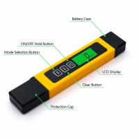 Quality Handheld TDS ppm Meter Water Quality Tester 0-9999 ppm Measurement Range wholesale