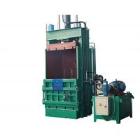 China Hydraulic Vertical Baling Press Top Mounted Cylinder Complete Specification on sale
