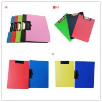 China Hot selling factory direct durable A4 PP foam double side vertical or horizontal clipboard for sale