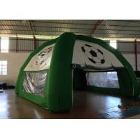 China Green Footable Inflatable Event Tent Digitally Printed Wind Resistant Safe Nontoxic on sale