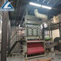 Quality pp nonwoven fabric making machine line/ S/SS/SSS nonwoven fabric prodution line wholesale
