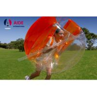 Cheap 1M Pvc Inflatable Sports Equipment Blow Up Human Hamster Ball For Outdoors Sports for sale
