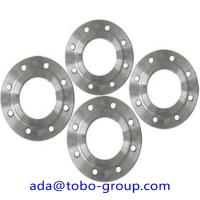 Quality ASTM A182 ANSI B16.5 Forged Steel Flanges , SS316 SS304 Stainless Steel Flange wholesale