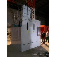 Cheap 2000kg Explosion Proof Industrial Elevators for Oil Plant Installed within Steel Structure for sale