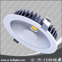 Quality classic design highlight 7w led downlight dimmable with PMMA diffuser wholesale
