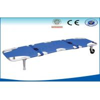 Quality Mobile Ambulance Stretcher Trolley For Hospital Patient Rescue wholesale