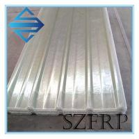 China Fiberglass Curved Roof Panel on sale