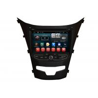 Quality Ssangyong 2014 Korando Android Touch Screen Navigation System DVD Player Radio RDS TV wholesale