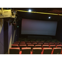 Quality 50-180 People Shocked Theater with Brand Sound Vision Feast System wholesale
