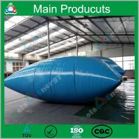 Quality 1m3 - 10m3 Pillow/ Onion/ Inflatable Type Water Storage Tank Soft Tarpaulin Water Tank wholesale
