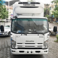 China Annual Promotion 6×4 18000KG Isuzu Refrigerated Truck on sale