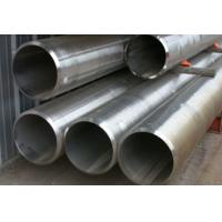 China Grade 6 ASTM A333 Seamless Tube Pipe , Seamless Pipe Steel MTC Certificated on sale