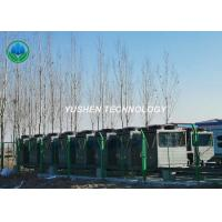 Quality High Temperature Heat Pump Heating And Cooling System For Residential Community wholesale