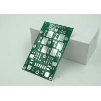 Quality 2W Green Solder Mask LED PCB Board Aluminum Based High Thermal Conductivity wholesale
