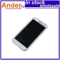 Quality Genuine LCD+Touch+Frame for Samsung I9300 Galaxy S3 wholesale