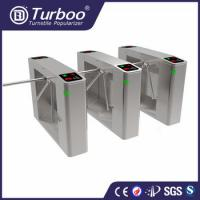 Quality OEM Outdoor Tripod Turnstile With Counting Functions,Can Work With Access Controller Install In Office Buildings wholesale