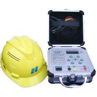 Quality EN 397 and ANSI Z89 Standard Portable Safety Helmet Anti Static Resistance Tester wholesale