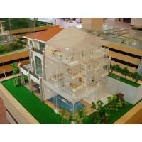 China 1/30 Scale Architecture House Model /  Interior 3d Models With Furniture Figures on sale