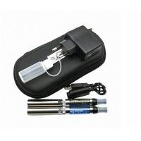 China Double Black Ego CE4+ / CE4 Clearomizer Electronic Cigarette Vaporizer CE , Collapsible on sale