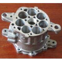 Buy cheap A380 Aluminum Die Casting Parts Zinc Motor Pump Base High Accuracy from wholesalers